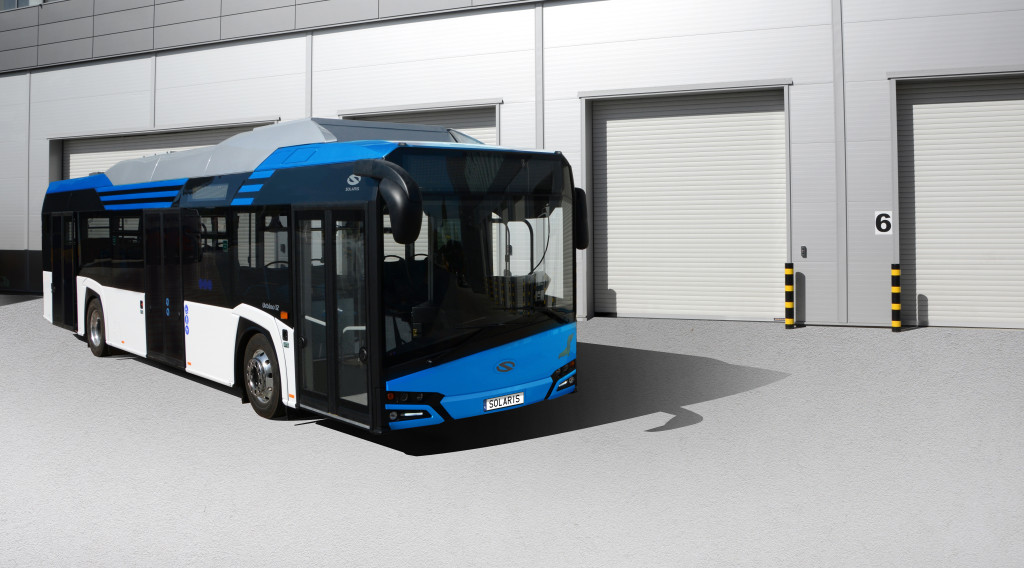 Solaris Urbino 12 bags Spain Bus of the Year 2016 award - Automotive ...