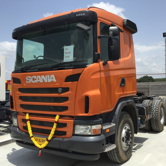 Swedish commercial vehicle majors Scania, Volvo and the Indian heavy vehicle giant Tata Motors are gearing up to make it big in the forthcoming EXCON 2015, ...