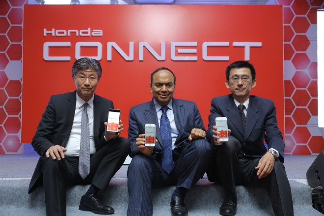 Honda introduces Connected Car solutions 'Honda Connect' in