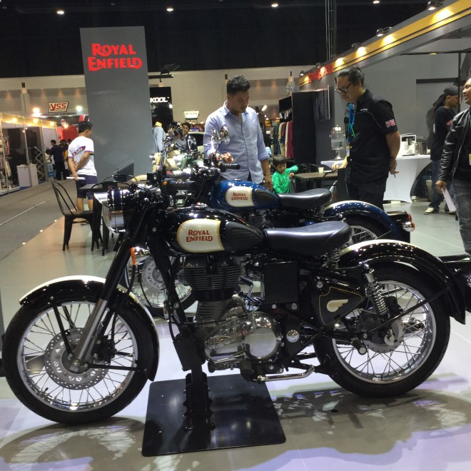 Royal Enfield Production Hit Due To Chennai Floods