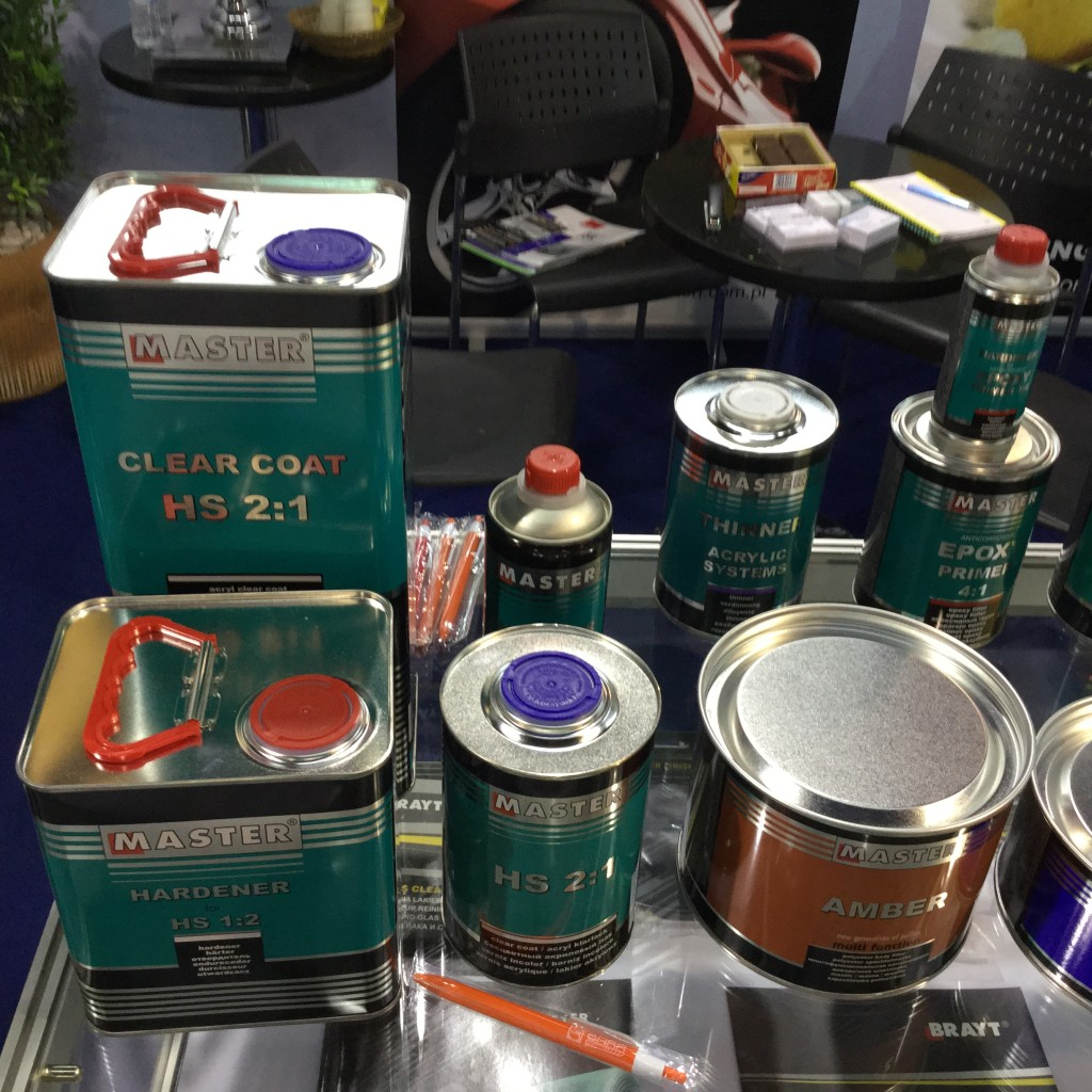 RUPES attracts at AAITF Bangkok 2015 with its auto polishing solutions