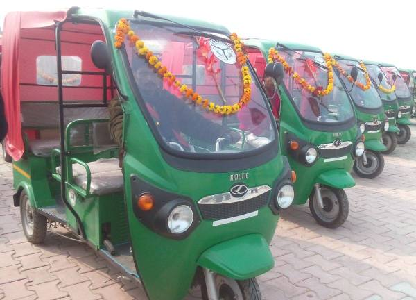 Kinetic Enters Into Eco Friendly Mobility With E Auto