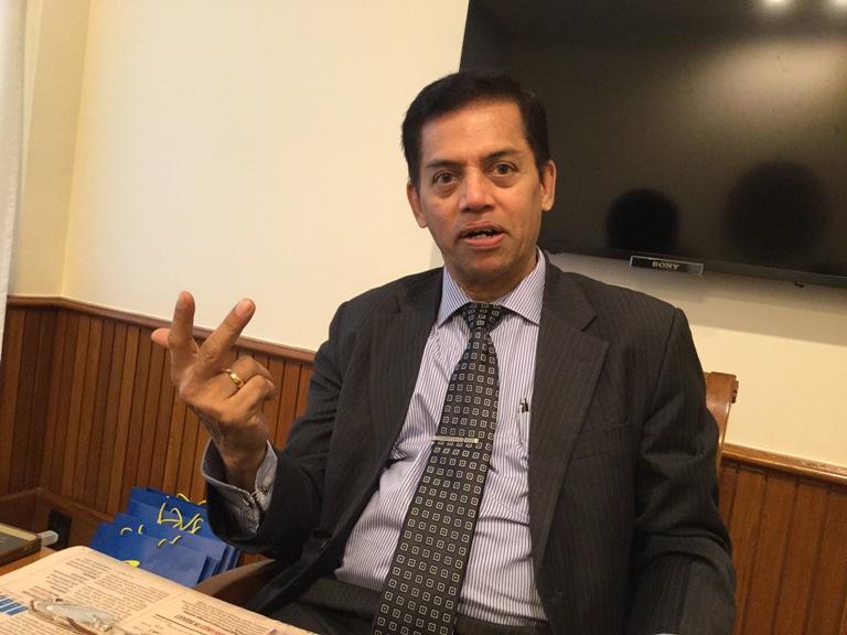 M Hari Prakash, CEO, GP Petroleum