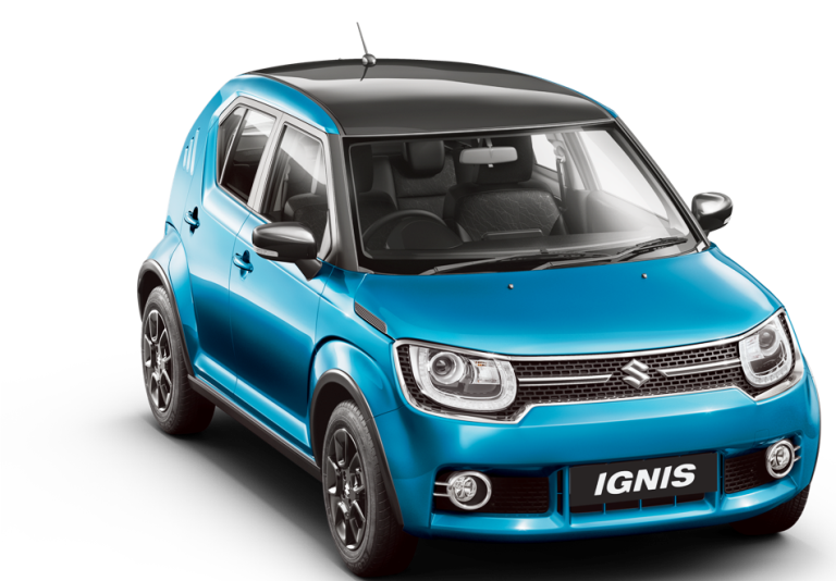 Ignis with Bridgestone Ecopia fiiting