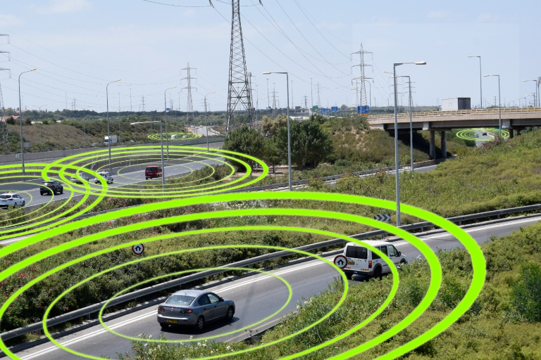 ERM Advanced Telematics - Vehicle-to-Vehicle (V2) communications