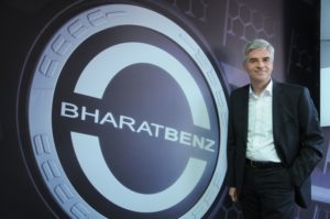Erich Nesselhauf, MD & CEO, Daimler India Commercial Vehicles