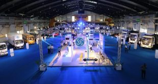 Ashok Leyland Exhibition Hall