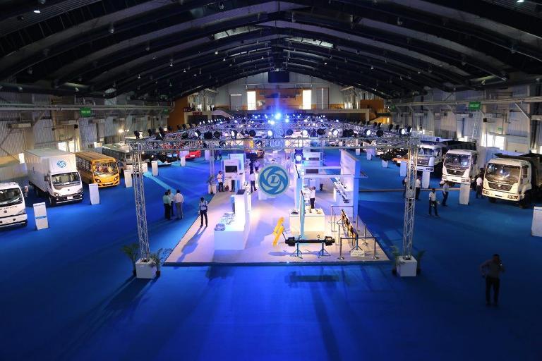 Ashok Leyland Exhibition Hall