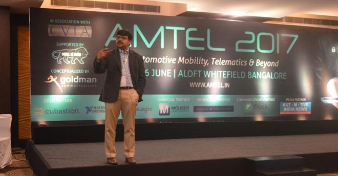Sameera C Damle, Head of Technical Sales & Engineering Solutions, Regional Markets India, ETAS