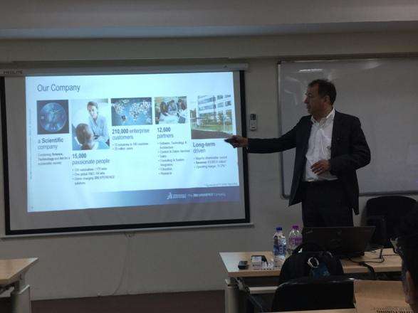 Xavier SILHOUETTE, VP Sales T&M Industry, Dassault Systemes