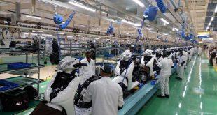 Honda 2wheeler Narasapur Plant