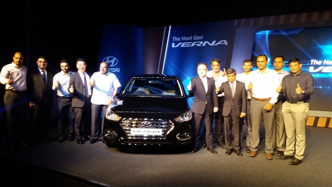 Next Gen Hyundai Verna