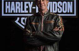 Peter MacKenzie, MD, Harley-Davidson