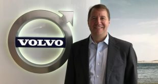 Charles Frump Managing Director Volvo Auto India