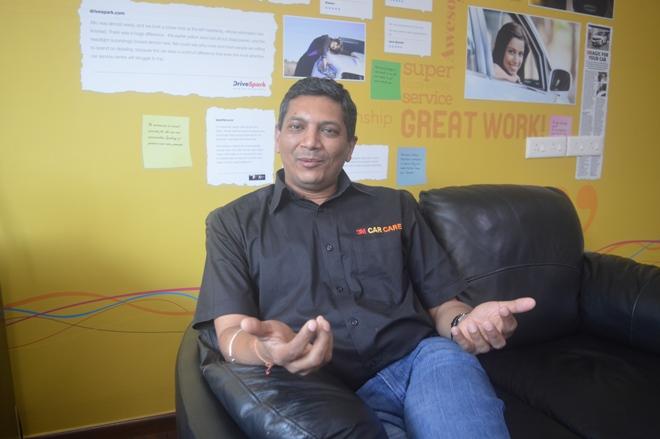 Ajay Jain, 3M Car Care